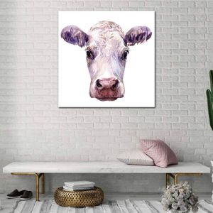 Cow | Vacheron | Canvas Print