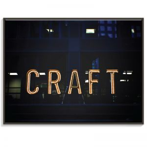 Craft | Canvas or Print by Artist Lane