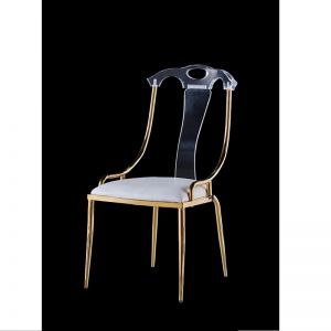 Crarrie Lucite Acrylic Dining Chair | Customisable
