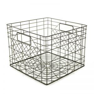 CRATE Storage Basket | Black | by Bendo