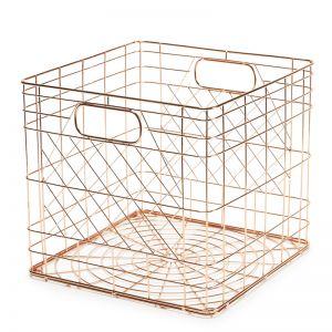 CRATE Storage Basket | Copper | by Bendo