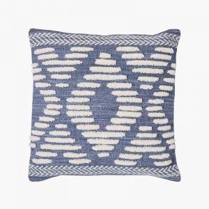 Crete Cushion | Indigo