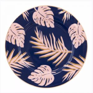 Cristina Re Side Plate Blue Lagoon