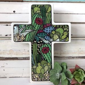 Cross | Large Cactus