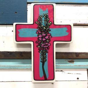 Cross | Large Geraldton Wax Pop