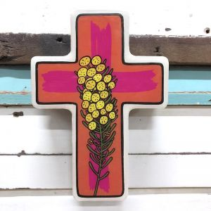 Cross | Large Wattle Pop