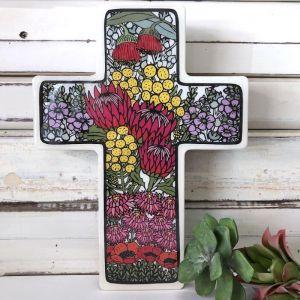 Cross | Large Wildflower