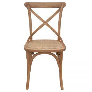 Crossback Chair | Natural | by Dasch Design