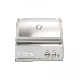 CROSSRAY 2 Burner In-built BBQ