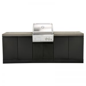 CROSSRAY 2 Burner Kitchens