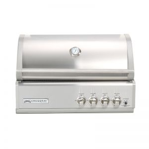 CROSSRAY 4 Burner In-built BBQ