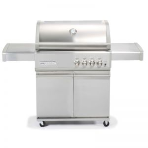 CROSSRAY 4 Burner Trolley BBQ