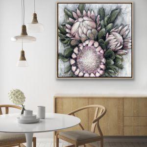Crushed Pomegranate Spritz | Original Artwork by Lisa Wisse-Robinson