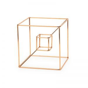Cube in Cube | by Bendo | Copper
