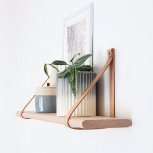 Curved-Edge Shelf | 70cm | Jemmervale Designs