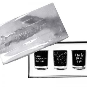 Cute But Psycho   Gift Set   by Damselfly