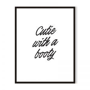 Cutie | Framed Print | Artefocus