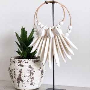 Cuttle + Cowrie Wall Hanging | Small
