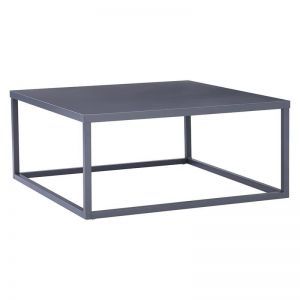 DAICHI Coffee Table Square | Indium Colour
