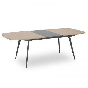 Dalary Extendable Table | Ash Veneer | Modern Furniture