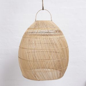 Daliah Rattan Slim Light Shade Natural | Pre Order