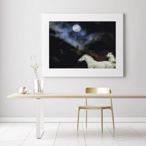 Dance Me To The End Of Love | Photographic Art Print by Black Colt Photography