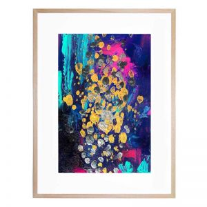 Dance Party   Art Print By United Interiors