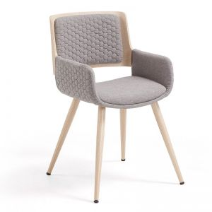 Dane Armchair | Light Grey