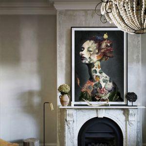 Dark Beauty     Signed Artist's Unframed Print  or Print on Canvas