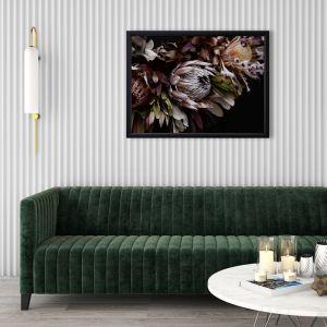Dark Bouquet Poster