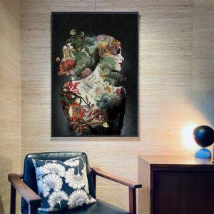 Dark Garden |  Signed Artist's Print  |  Sized for Easy Framing