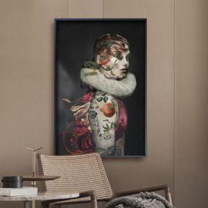 Dark Tattoo #1 | Signed Artist's Print or Print on Canvas