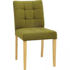 Davin Dining Chair | Oak + Olive | Modern Furniture