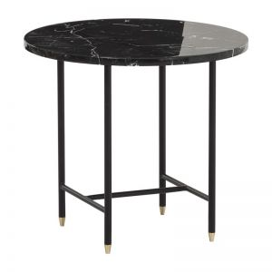 Dawn Marble Side Table