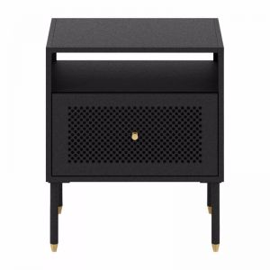 Dawn Open Bedside Table