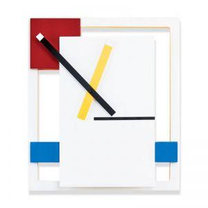 De Stijl Wall Clock | CLU Living