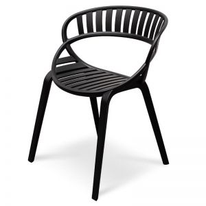 Debra Dining Chair | Black | Interior Secrets