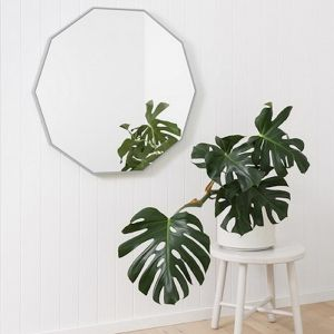 Decagon Mirror | Black, White and assorted colours