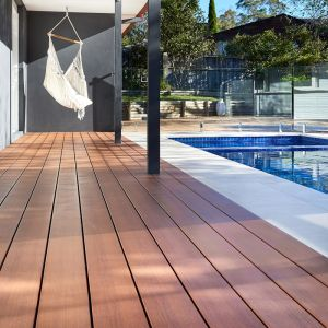 DecoDeck® Aluminium Decking