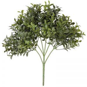 Dense Artificial Buxus Foliage | 30cm | UV Resistant