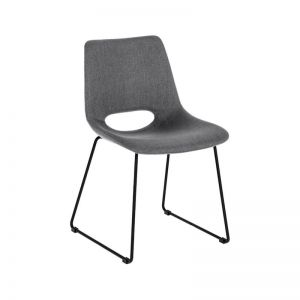 Denver Dining Chair | Anthracite | CLU Living