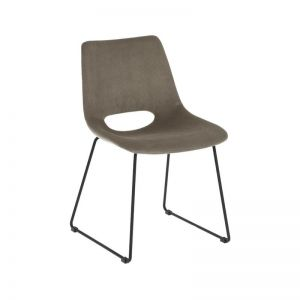 Denver Dining Chair | Mocha Corduroy | CLU Living