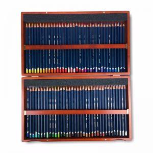 Derwent Wooden Box Set | Watercolour Pencil | 72pc
