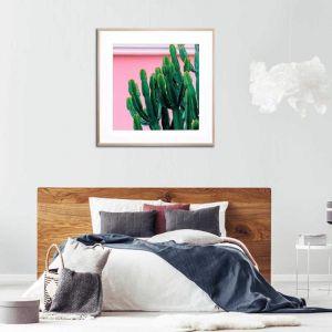 Desert Family   Framed Print   by United Interiors