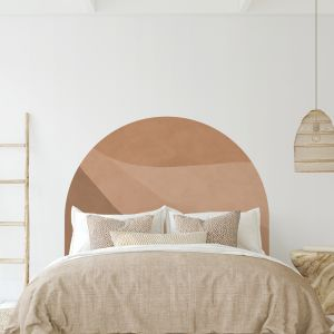 Desert Scapes | Reusable Decal Headboard
