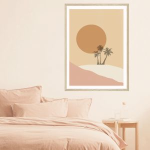 Desert Sun | Art Print