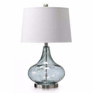 Dew Drop Glass Table Lamp   3 Colours   by Black Mango