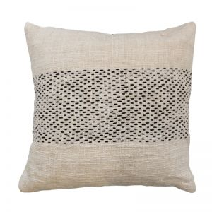 Dewi Cushion Cover | Natural | by Raw Decor