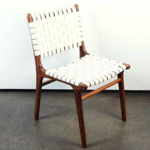 Diana Chair | White