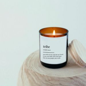 Dictionary Meaning Soy Candle | Tribe